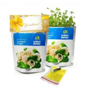 Набор для выращивания  Клевер Happy Plant