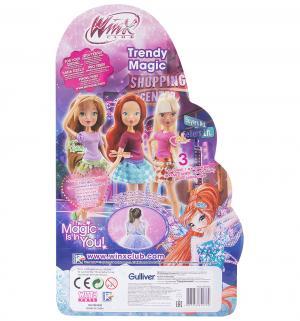 Кукла  Городская магия Блум Winx