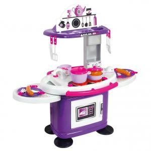 Игровой набор  «Кухня» со столиком, 26 предметов 80 х 39.5 78 см MochToys