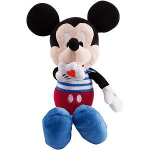 Disney Мягкая игрушка Микки и весёлые гонки: Поцелуй от (34 см, интеракт., звук) IMC Toys
