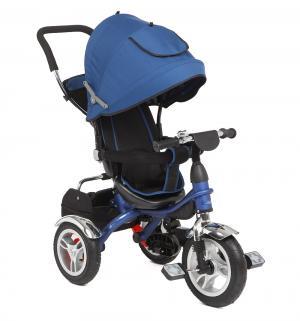 Трехколесный велосипед  Prime Trike Pro, цвет: синий Capella