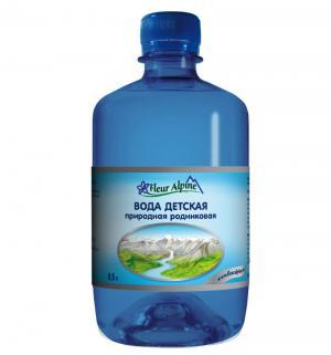 Вода Fleur Alpine Детская питьевая, 0.5 л, 1 шт