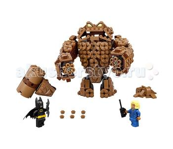 Конструктор  Batman Movie 70904 Атака Глиноликого Lego
