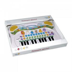 Музыкальный инструмент  Мини-синтезатор Поющие-друзья Genio Kids