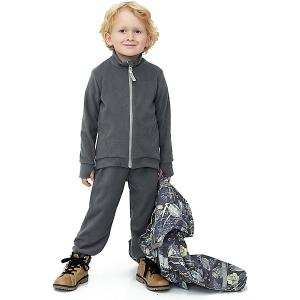 Комплект : кофта и брюки Микита. Цвет: темно-серый