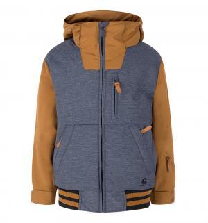 Куртка , цвет: синий Guahoo