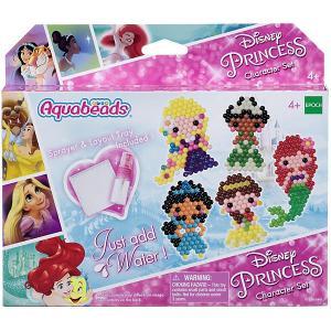 Набор для творчества Aquabeads Disney Princess Epoch Traumwiesen. Цвет: розовый