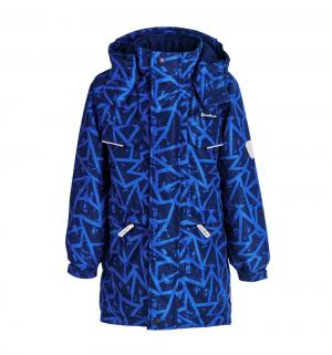 Куртка  Геометрия Онтарио, цвет: синий Premont