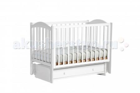 Детская кроватка  БИ 38 Кубаночка-2 маятник универсальный Кубаньлесстрой