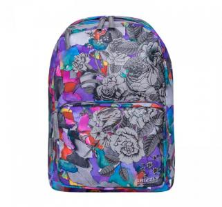 Рюкзак  цвет: акварель № 4 28х41х18 см Grizzly