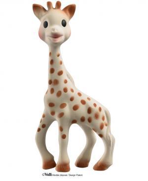 Игрушка Жирафик Софи с прорезывателем Sophie la girafe