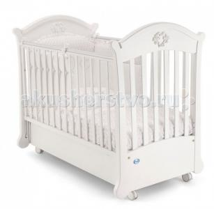 Детская кроватка  Angelica продольный маятник Pali