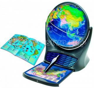Глобус интерактивный с голосовой поддержкой Oregon Scientific