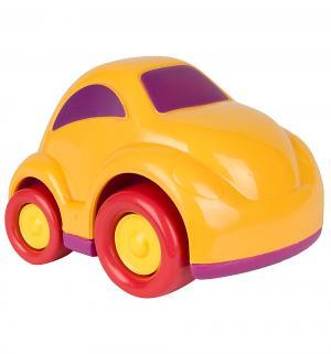 Машинка  Mini Vehicles Желтая 4 см Keenway