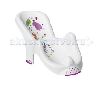 Горка для ванны Бегемотик OKT