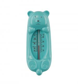 Термометр синий  Water termometer Happy Baby