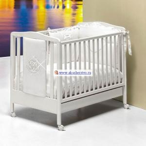 Детская кроватка  Soffio 125x65 Bambolina