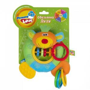 Развивающая игрушка  Обезьянка Лулу Mommy love