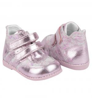 Ботинки , цвет: розовый M. Panda