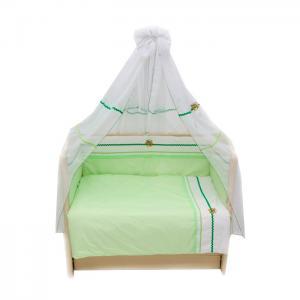 Комплект в кроватку  Пиратик (7 предметов) Bombus