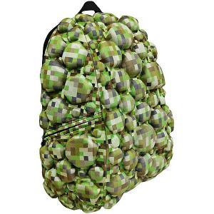 Рюкзак  Hex Full Mainecraft, 46х36х20 см MadPax. Цвет: зеленый