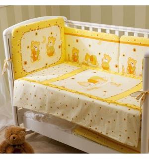 Комплект постельного белья  Ника, цвет: бежевый 3 предмета Perina