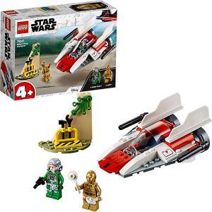 Конструктор  Star Wars 75247: Звёздный истребитель типа А LEGO