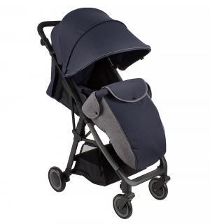 Прогулочная коляска  L-7, цвет: синий/серый Corol