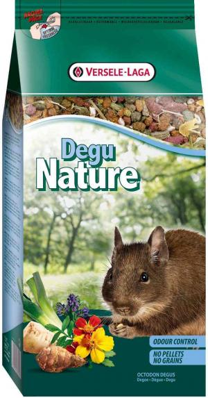 Корм сухой  Degu для дегу Nature, 750г Versele-Laga