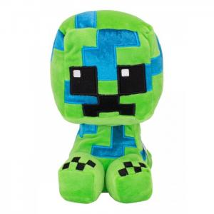 Мягкая игрушка  Crafter Charged Creeper 23 см Minecraft
