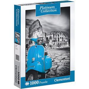 Пазл  Платиновая коллекция Колизей, 1000 элементов Clementoni