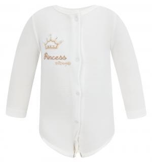 Боди  Princess, цвет: белый Nicol