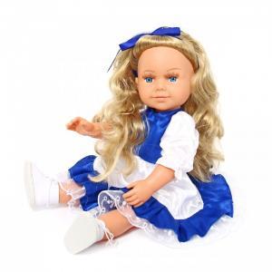 Кукла Полина 37 см озвученная Lisa Jane