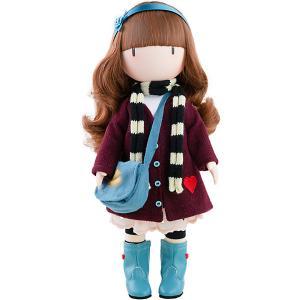 Кукла  Горджусс Лисички, 32 см Paola Reina. Цвет: разноцветный