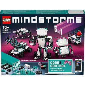 Конструктор  Mindstorms 51515: Робот-изобретатель LEGO