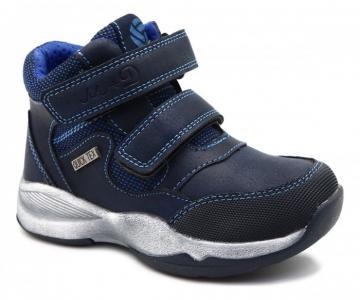 Ботинки зимние для мальчика 91026-2 М+Д