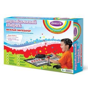 Игровой коврик  Веселый синтезатор 20606 Ami&Co (AmiCo)