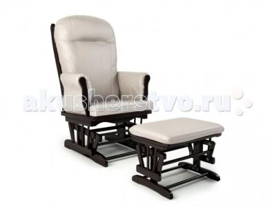 Кресло для мамы  качалка Lux Makaby MakabyLux