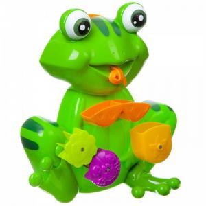 Мельница Лягушка игрушка для купания Bondibon