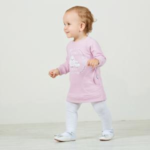 Платье , цвет: розовый Bossa Nova
