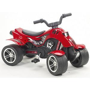 Квадроцикл  красный, педальный, 84 см Falk
