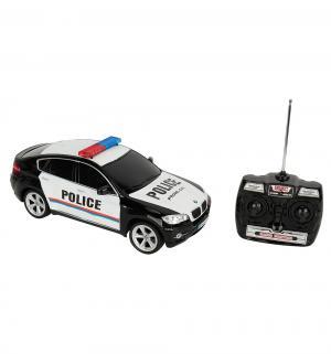 Машина на радиоуправлении  BMW-X6 цвет: белый/черный 33 см 1 : 14 GK Racer Series