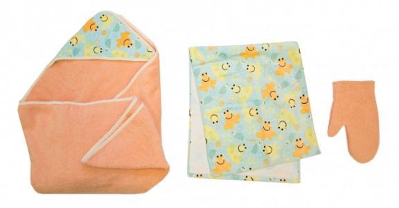 Комплект для купания Премиум Baby Nice (ОТК)