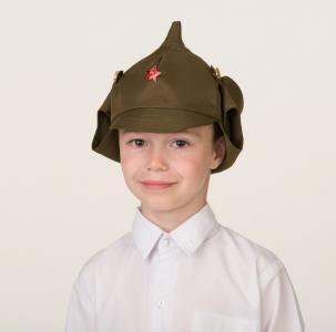 Карнавальный костюм Шапка Армейца Jeanees