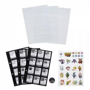 Страницы для Альбома Коллекционера Йо-Кай-Вотч Hasbro