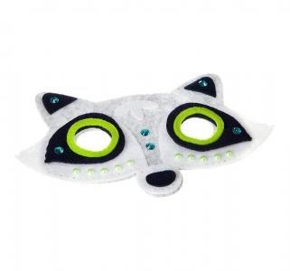 Набор для творчества  маска из фетра Енот! Bondibon