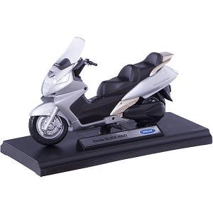 Модель мотоцикла 1:18  Honda Silver Wing , Welly