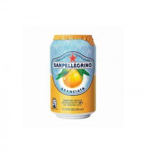 Напиток  газированный Апельсин San Pellegrino