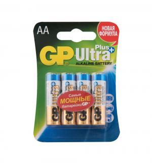 Батарейки  Алкалиновые АА/LR06, 4 шт. GP