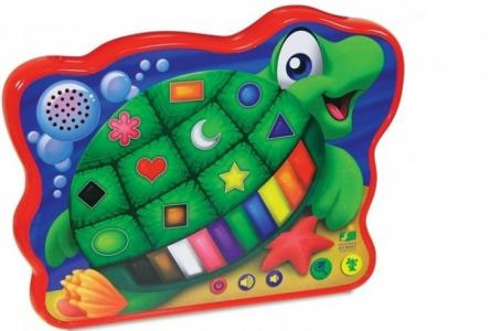 Развивающая игрушка  Веселая морская черепашка Learning Journey